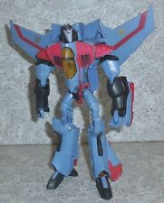 Transformers Animated STARSCREAM Voyager Jet Incomplete