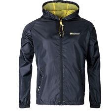 Geographical Norway Men's Rain Jacket Outdoor Windbreaker Sports Between-Seasons