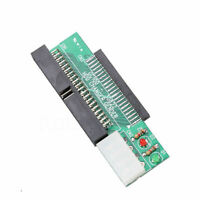 2X(44Pin 2.5 Inch Ide To 3.5 Inch Ide 40Pin Interface Hard Disk Drive d ConP7M7)