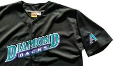Vtg Xxl Ecko Unltd Atletico Arizona Diamondbacks Marc Ecko Baseball Jersey 2Xl
