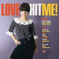 Love Hit Me! Decca Beat Girls 1963-1970 180 Gr.Ye von Various Artists (2016)