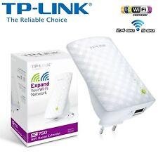 TP-Link RE200 Range Extender Universale/Ripetitore Wi-Fi AC750 750 Mbps