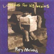 Rory McLeod - Lullabies for big babies [CD]
