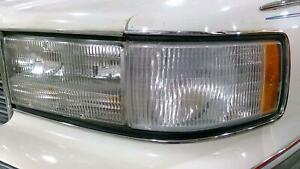 93-96 Cadillac Fleetwood Driver LH Headlamp W/ Marker Lamp & Mount Panel