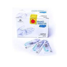 Acupuncture SUJOK SUJI DongBang Disposbale Hand Needles 0.18x8mm 10Box(10000Pcs)