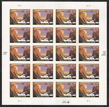 2008 #4269 $16.50 Hoover Dam Express Stamp Full Pane of 20 MNH