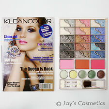 "1 KLEANCOLOR Artsy Tabloid Make up set Palette ""GS1482 - 01""   *Joy's cosmetics*"