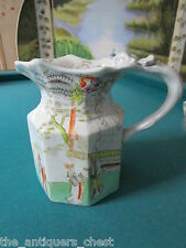 Mason's Ironstone China Fenton jug, decorated in the chinese pattern [*a8]