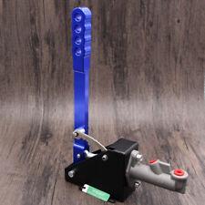 AU Vertical Hydraulic Handbrake Blue Hydro E-Brake Drift Rally Race Hand Brake