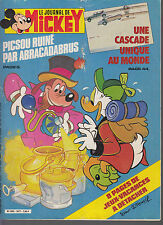 Journal de Mickey n°1677 année 1984