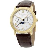 Frederique Constant Business Timer Quartz Men's Watch FC-270SW4P5 **Open Box**
