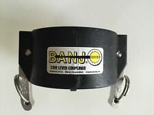 "200CAP 2"" Banjo Poly Camlock Cap"