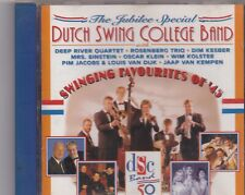 Dutch Swing College Band-The Jubilee Special cd album