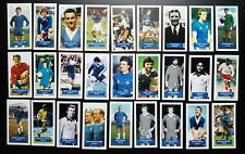Complete set of 66 CHELSEA Score UK football trade cards