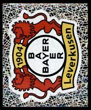 Panini Bundesliga Fussball 2005-2006 Bayer 04 Leverkusen (badge) No. 306