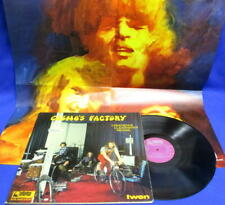 LP CCR CREEDENCE CLEARWARTER REVIVAL - COSMAOS FACTORY /GERMANY *** WITH POSTER