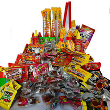 Deluxe Spicy Mexican Candy Mix 4 Pounds, Best Brands Of Mexican Candys