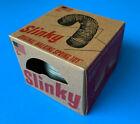 Alex RETRO METAL SLINKY Original Walking Spring Toy  Collectors Box USA  NEW
