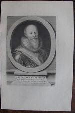 MAXIMILIEN DE BETHUNE , DUC DE SULLY, MARECHAL DE FRANCE (1559-1641)