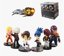 Set of 6 Pieces King of Fighters Toy Figure Doll Vol.2 New