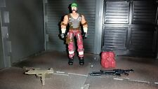 2002 GI Joe Cobra Dreadnok Ripper V2 Complete