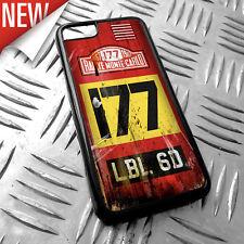 Mini Monte Carlo Rally Racing IPHONE Funda 5S / 6/6Plus/7 / IPHONE X / 4