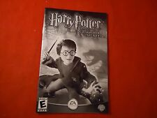 Harry Potter and the Chamber of Secrets Computer PC Instruction Manual Booklet