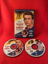 East of Eden DVD 2-Disc Set James Dean 1955 Julie Harris Elia Kazan Region 1 USA