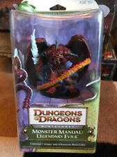 D&D Miniatures Legendary Evils Booster Pack w/ Balor Large Figure