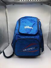 VTG Wilson US OPEN Tennis Blue Backpack