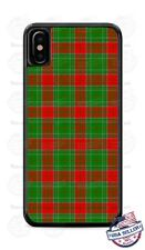 Christmas Red Green Lumberjack Plaid Design Phone Case Cover for iPhone LG etc