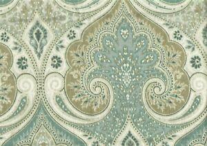 Kravet Fabric Echo Latika Seafoam  Drapery Upholstery