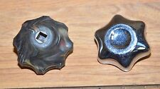 2 antique Palm Grip ratchet collectible mechanics socket tool vintage 3/8 drive