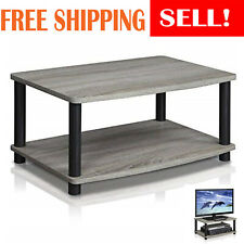 Modern TV Stand Coffee Table Living Room Bedroom Furniture With Storage Space