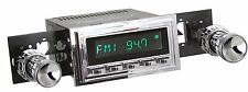 1962 1965 Nova Chevy II Radio Retrosound Laguna AM/FM Aux port Ipod Mp3