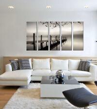 White Landscape Art Prints
