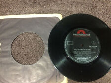 """CAT MOTHER AND THE ALL NIGHT NEWS BOYS BAD NEWS VINYL RECORD 7"""""""