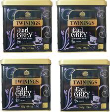 2 kg, Twinings Earl Grey té, 4 de dosis de cada 500 G