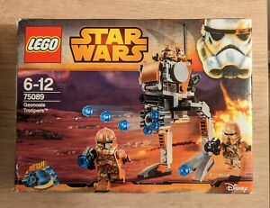 Lego Star Wars Geonosis Troopers - 75089 - Retired