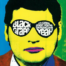 Black Grape : It's Great When You're Straight... Yeah Vinyl (2016) ***NEW***