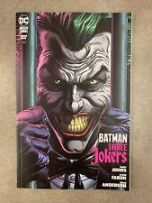 Batman Three Jokers #2 Premium Behind Bars Variant DC 2020