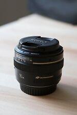 Canon EF 50mm F/1.4 USM Objektiv // Festbrennweite //