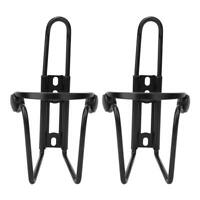 2 pcs Bicycle Water Bottle Holder Kettle Cup Cage Rack Stand Cycling Accessory