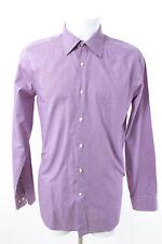 RENE LEZARD Hemd Gr. 41 (Kragenweite 40 cm) 100% Baumwolle klassisches Anzughemd