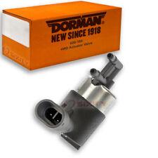Dorman OE Solutions 600-104 4WD Actuator Valve for 15070012 24435269 sj