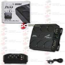 AUDIOPIPE APMN-2075 COMPACT AMP 2-CHANNEL CLASS A/ B CAR AUDIO AMPLIFIER
