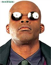 Matrix Morpheus Costume Accessory Glasses Sunglasses