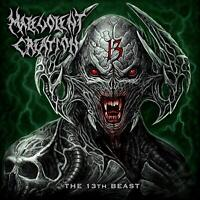 MALEVOLENT CREATION - THE 13TH BEAST   CD NEUF