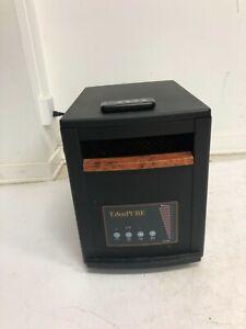 Edenpure Gen 3 Space Heater w Remote portable quartz infrared gen3 rolling A3705