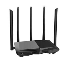 Tenda AC7 Wifi Routers 2.4Ghz/5.0Ghz Wi-fi Repeater 1*WAN+3*LAN 5*6dBi Antenna